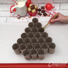 Christmas Crafts For Kids, Christmas Projects, Simple Christmas, Holiday Crafts, Christmas Holidays, Christmas Videos, Christmas Decorations Diy Crafts, Diy Christmas Stuff, Days Till Christmas