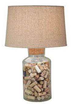 30 Fillable Lamp Ideas