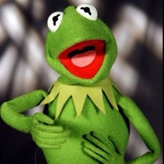 Oh Kermit..