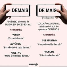 Portuguese Grammar, Portuguese Lessons, Portuguese Language, Mental Map, Learn Brazilian Portuguese, Study Organization, School Study Tips, English Tips, Lettering Tutorial