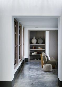 Piet Boon- Caribbean - love the concrete floor