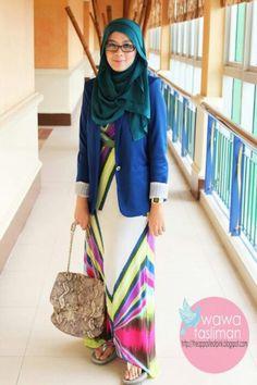 Muslimah hijab inspiration