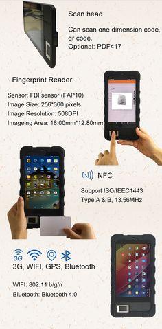 16 Best Biometric Fingerprint Scanner Sensor images in 2015