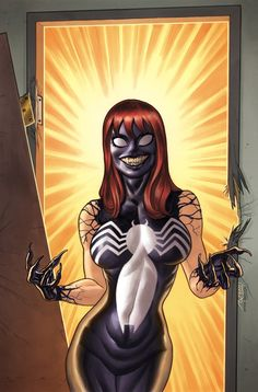 Whoa. Now this is a Venom that would be interesting.
