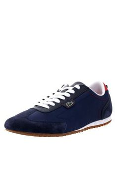 50b9f7847b7568 Liven up your cool side with Lacoste. The Westcott shoes for men not only  look