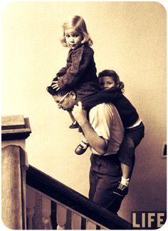 Daddy/daughter blog