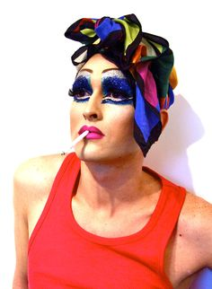 drag makeup  MUA-Molly Portsmouth