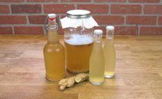 Zencefil Suyu: belinizde, kalçalarınızda ve basenleriniz de ki fazla yağı yakmak için en sağlıklı içecek!