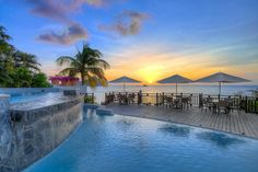 Cap Maison - St. Lucia, Caribbean - Luxury Hotel Vacation from Classic Vacations