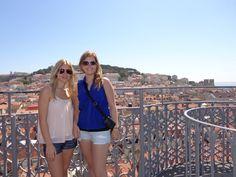 Portugal, Lisboa, city view