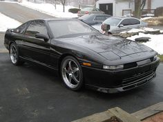 Toyota Supra 1989 I've looked at a lot of cars, but I think I finally found the one.