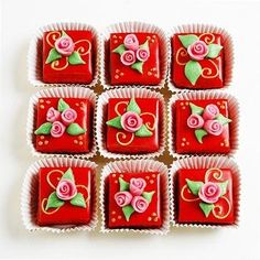 Petit Fours (how to make)
