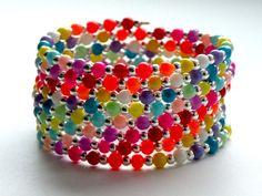Colorful Spiral w Bajobongo na DaWanda.com