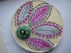 blog with some amazing embroidery ideas/tutorials
