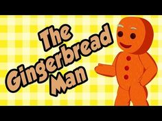 The Gingerbread Man Full Story | Fairy Tales - YouTube