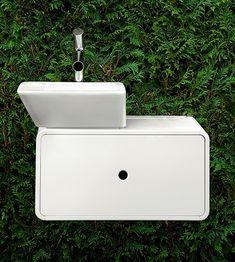 Alessi Dot bathroom