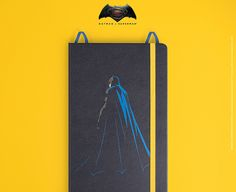 Moleskine takes on Batman with this Limited Edition Notebook!