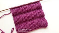 Excellent Totally Free Crochet Hat diagram Popular You should realize the several amounts of crocheting, such as the rest there's an area amateur, th Knitting Stiches, Knitting Videos, Knitting For Beginners, Baby Knitting Patterns, Loom Knitting, Knitting Designs, Crochet Stitches, Hand Knitting, Sewing Patterns