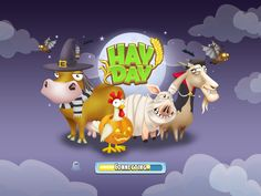 Hay day:worlds most addictive game!!!!!
