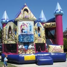 Rent the ultimate classic princess bouncy castle in Houston, TX. Featuring a huge Disney castle, 5 princesses, inflatable obstacles, and a slide! Inflatable Bounce House, Inflatable Bouncers, Bouncy House, Bouncy Castle, Princess Bounce House, Bounce House Rentals, Kids Slide, Tarpaulin, Things That Bounce