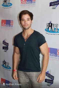 nathan kress muscles. great picture of nathan kress | pinterest and pictures muscles r