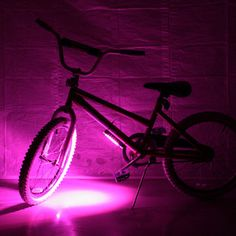 Bike Brightz Pink, $10, now featured on Fab.