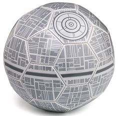 Know any Star Wars crazy football fans? If you do, we have Christmas sorted - this Star Wars Death Star football. An extremely limited edition and Star Wars Love, Star Trek, Soccer Tips, Soccer Stuff, Soccer Gear, Star Wars Celebration, Star Wars Birthday, Death Star, Geek Out
