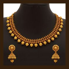 Looking for gold and diamond jewellery? Vummidi has the best collection of diamond rings, diamond earrings and gold jewellery, handcrafted to perfection. Gold Bangles Design, Gold Earrings Designs, Gold Jewellery Design, Necklace Designs, Gold Jewelry, Gold Designs, Ring Designs, Gold Necklace Simple, Necklace Set