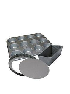 Kaiser Gourmet 3-Piece Bakeware Starter Set