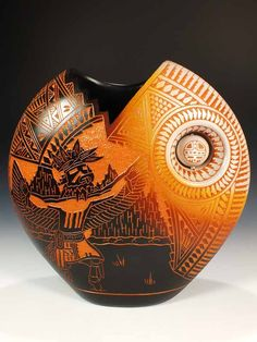Acoma Pueblo Pottery http://www.pueblodirect.com/acomapottery2.html