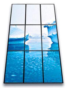 #Excogitare Soluzioni: Soluzioni Video Wall versatili per installazioni spettacolari   Panoramica - NEC Display Solutions Italia