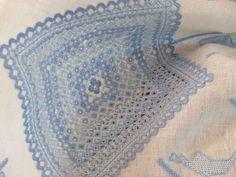Hardanger, Giuliana Buonpadre, Broderie, Embroidery, Fiordaliso
