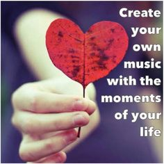 Wishes, Messages, Greetings....: Create your own music
