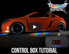 Control Box Tutorial Video Led Lights For Trucks, White Motorcycle, Led Light Kits, Led Headlights, Box, Snare Drum
