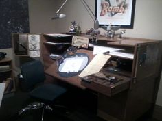 Disney Animation Desk