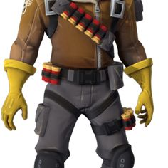 How to make your own homemade DIY Raptor Fornite costume from the video game, Fortnite. A great halloween costume, fancy dress costume, for cosplay fun. Tactical Pants, Tactical Backpack, Video Game Costumes, Yellow Gloves, Great Halloween Costumes, Combat Pants, Rubber Gloves, Yellow Lace, Popular Videos