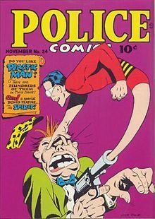 PoliceComics24 - Jack Cole (artist) - Wikipedia, the free encyclopedia