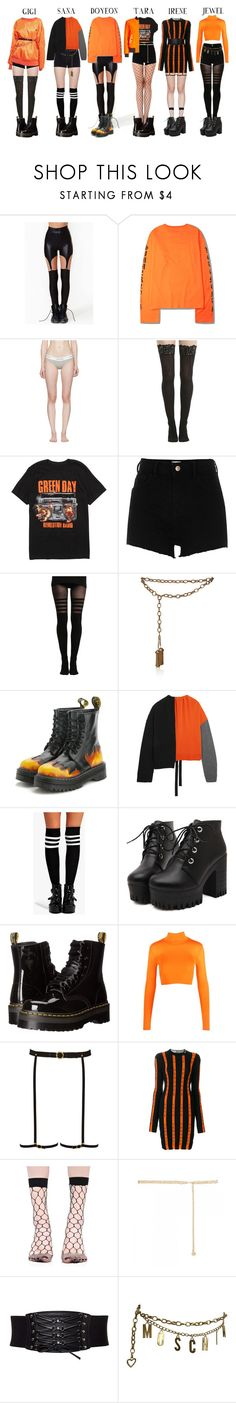"""""""#SUPREME — HOBGOBLIN"""" by supreme9 ❤ liked on Polyvore featuring Calvin Klein Underwear, Hot Topic, River Island, Marni, Boohoo, Dr. Martens, Versace, Forever New and Moschino"""