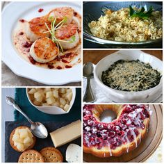 Holiday Meal Inspiration: 5 Menus (+ Brunch Ideas) | Annie's Eats