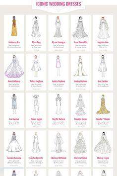 Vashi iconic wedding dresses