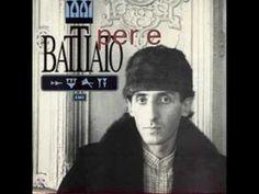 """Di F.Battiato - Arrangiamenti: Battiato-Pio - Dalla raccolta """"Battiato"""" - 1986 - Originariamente nell'album """"Orizzonti perduti"""" (EMI) Mal d'Africa Dopo pranz..."""