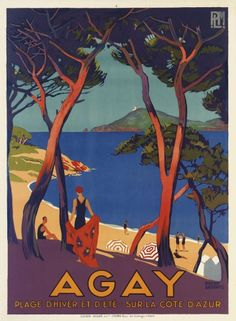 Vintage travel poster auction at Christies London
