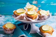 Light-Lime-Muffins   Simply Yummy