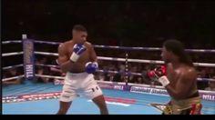 anthony joshua vs charles martin....knockout........heavy weight wrestling