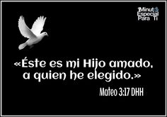 Mateo 3:17