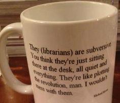 Librarians!
