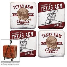 $29.99 Set of 4 Coasters with Stand. Made in the USA. Item can be purchased at the Frisco Mercantile located at 8980 Preston Road, Frisco, TX 75034 or at the Richardson Mercantile 101 S. Coit Road, Richardson, TX 75080. Item can also be purchased directly from me and shipped.  Email or call for additional information texasfirepony@gmail.com  806-576-6393. #texasfirepony #friscomerc #friscomercantile #friscomercantilefriscotexas #richardsonmercantile #madeinusa #madeintheusa #madeinamerica…