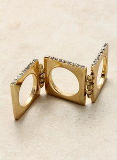 Hinge Ring, Jewelry, hinge ring CaliJoules