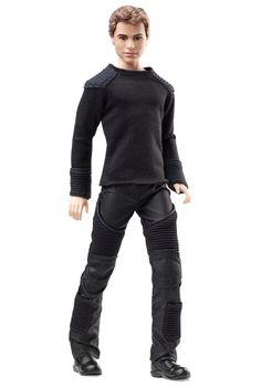 Divergent Four Ken Doll