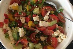 Sommerlicher Salat 1